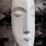 Sergio_Sommavilla_Skulptur_Muschelkalk
