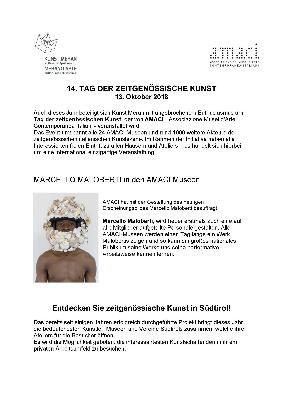 Sommavilla Künstler Südtirol