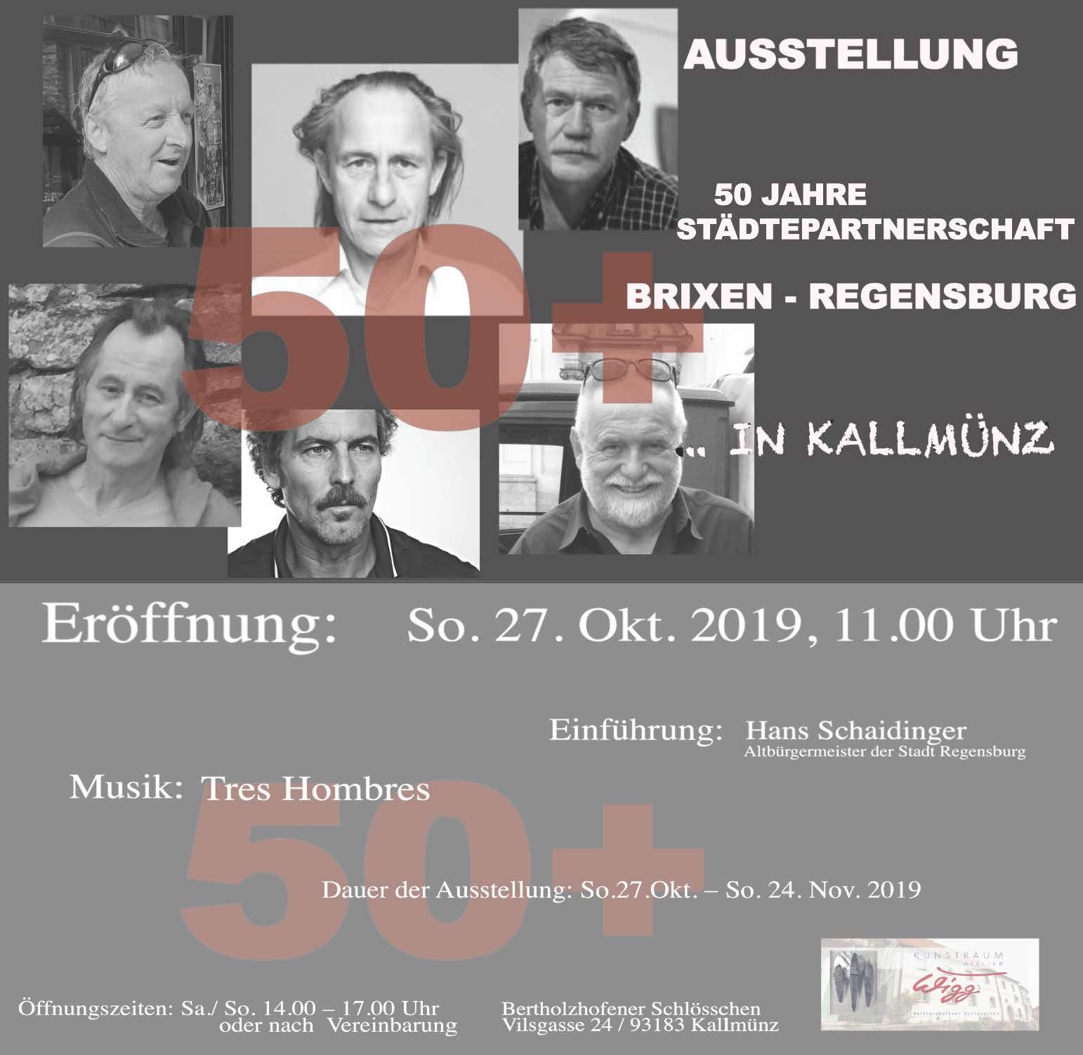 Künstler Südtirol - Sommavilla Brixen