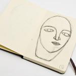 Sergio Sommavilla - meine Skulpturen entstehen auf Basis von Skizzen.