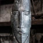 Ein Beispiel einer Skulptur von Sergio Sommavilla aus Bronze