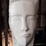 Sergio_Sommavilla_Skulptur_Chinesischer Sandstein